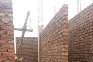 August 2014 – Brick Laying In A Villa Block